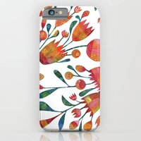 Buds And Flowers iPhone 6 Slim Case