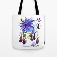 Cocotte Nepenthes Tote Bag