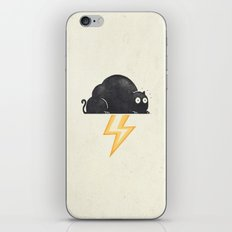 The Thunder Cat iPhone & iPod Skin
