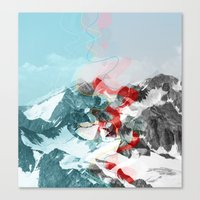 another abstract dream 2 Canvas Print