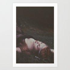 what dreams.. Art Print
