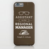 The Office Dunder Miffli… iPhone 6 Slim Case