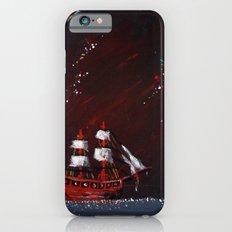 Ship at Sea iPhone 6 Slim Case