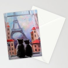 Parisians Stationery Cards
