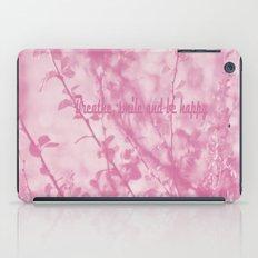 Delight iPad Case
