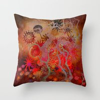bewitched place Throw Pillow