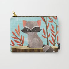 Woodland Friends - Raccoon Carry-All Pouch