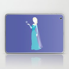 Elsa From Frozen Laptop & iPad Skin
