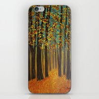 In the morning light iPhone & iPod Skin
