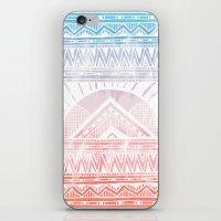 Surf Morning iPhone & iPod Skin