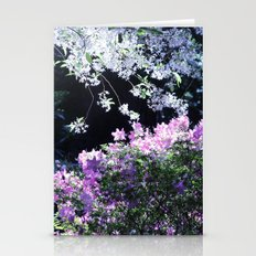 Poetry Of Spring Stationery Cards