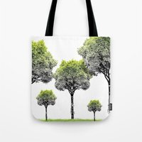 Rooted Sound V (clarinet) Tote Bag