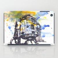 R2D2 From Star Wars iPad Case