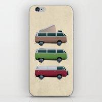 VW Camper iPhone & iPod Skin