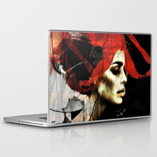 portrait of a dream Laptop & iPad Skin
