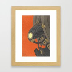 SongBird - BioShock Infinite Framed Art Print