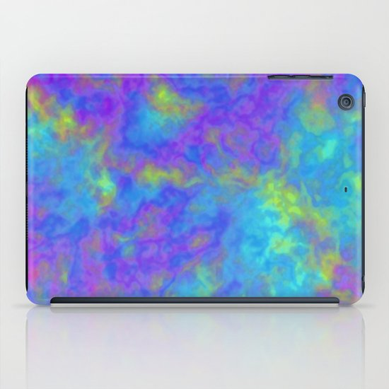 Psychedelic Mushrooms Effects iPad Case