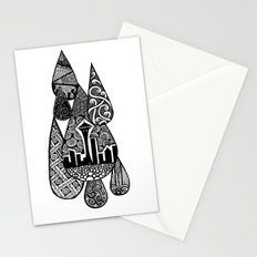 Tears for Seattle Stationery Cards