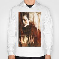Some Of Us Are Human Hoody
