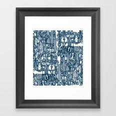 Peartree Framed Art Print