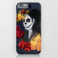 iPhone & iPod Case featuring Day of the Dead by Ringaroundcapozzi