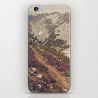 Mountain Trail iPhone & iPod Skin