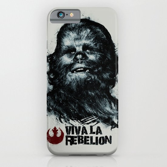 CHE-wbacca iPhone & iPod Case