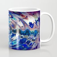 Water Element Ripple Pat… Mug