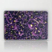 Flower Market 2 - Purple… Laptop & iPad Skin
