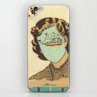 Adrift iPhone & iPod Skin
