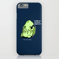 iPhone & iPod Case featuring Prank Call of Cthulhu by Boots
