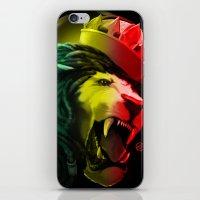 Warrior Of Dignity  iPhone & iPod Skin