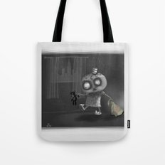 It is for your own safety Tote Bag