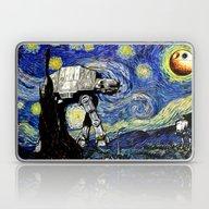 Starry Night Versus The … Laptop & iPad Skin