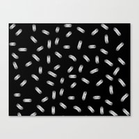 Sprinkles Canvas Print