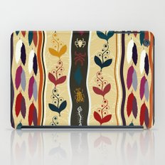 Boho Ethnic Pattern iPad Case