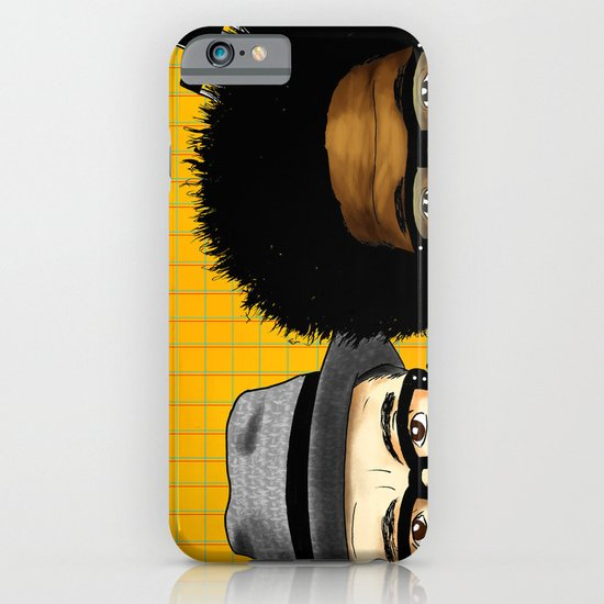 """Wise Up Ghost"" by Dmitri Jackson iPhone & iPod Case"