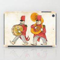 García, tuba iPad Case