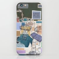 Night on the Town iPhone 6 Slim Case