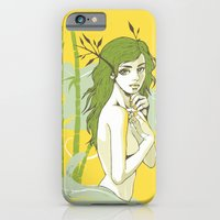 iPhone & iPod Case featuring The Strong and The Beautiful by ellabanez