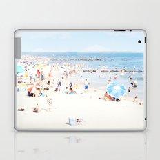 Blue Beach Brooklyn Laptop & iPad Skin