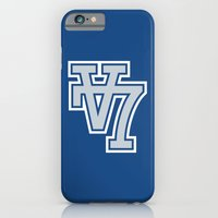 iPhone & iPod Case featuring V7 by Jeremiah Boncha