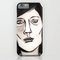 iPhone & iPod Case featuring Little Red by D. Porter by eclectiquexx