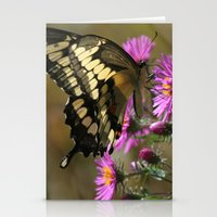 Giant Swallowtail (Papil… Stationery Cards