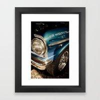 Chevy Nova SS - Part Of … Framed Art Print