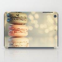 Neapolitan Macarons iPad Case