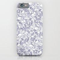 Jellyfishes iPhone 6 Slim Case