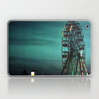 Carnival Town Laptop & iPad Skin