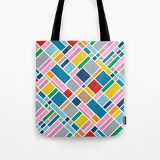 Map Outline 45  Tote Bag