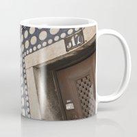RUA DA JUNQUEIRA Mug